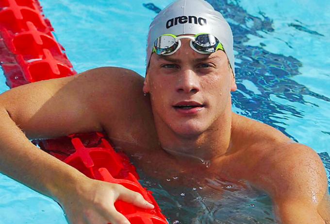 Simone Sabbioni, morbo di crohn, nuoto