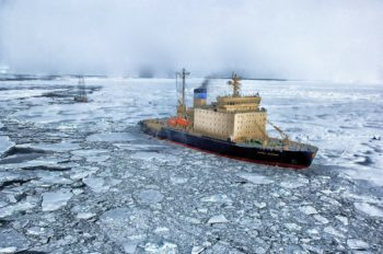 artico, cambiamento climatico, nuovo oceano, wwf