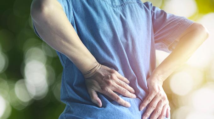 dolori muscolari, schiena, infiammazione