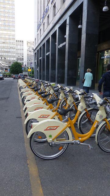 comuni, biciclette, focus2R, ciclisti