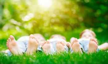 greenness, malattie, bambini, aree verdi