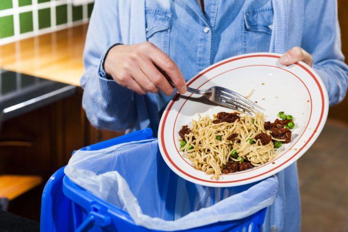 spreco alimentare, segre, fame, cibo