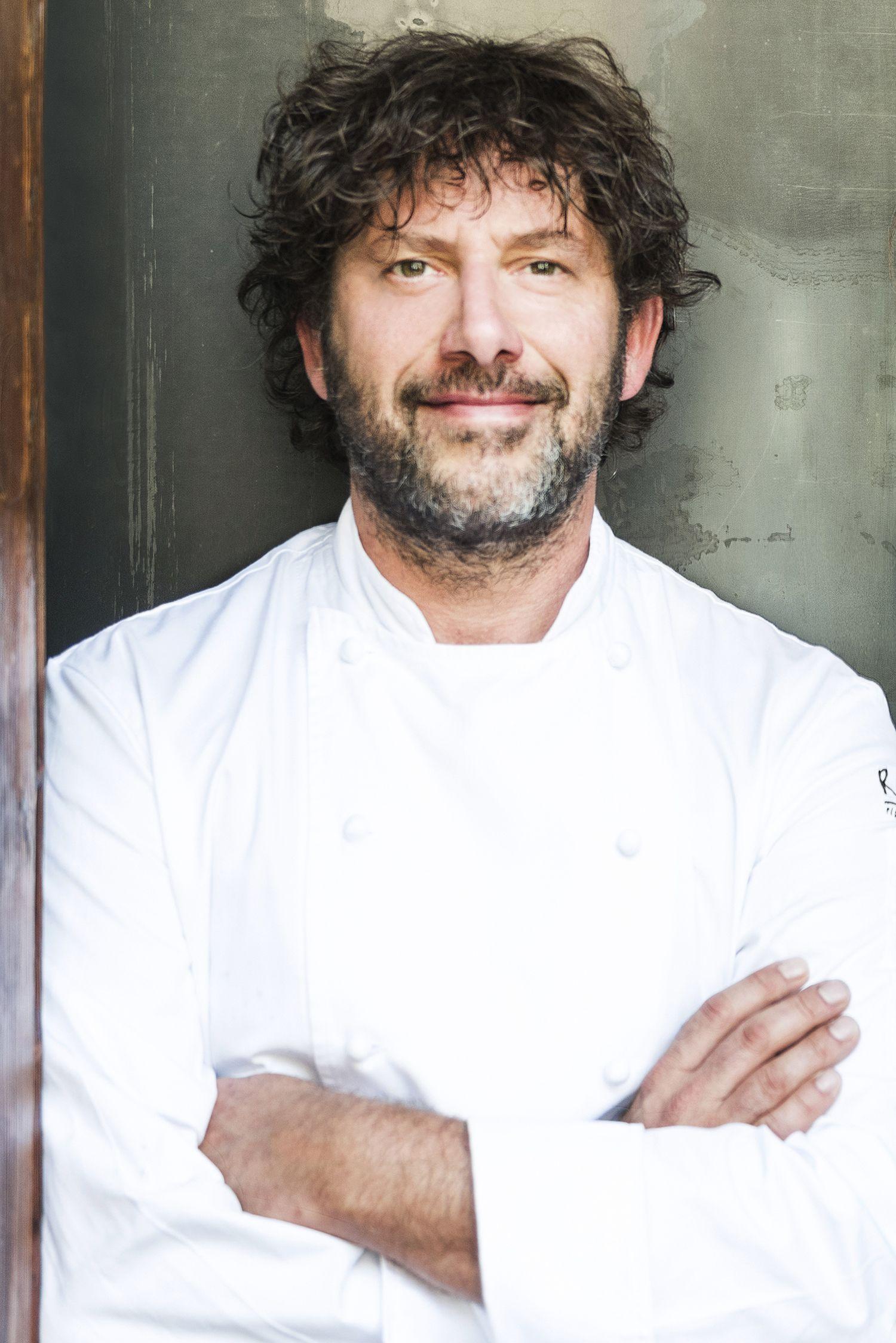 Chef Cesare Battisti - foto ufficio stampa