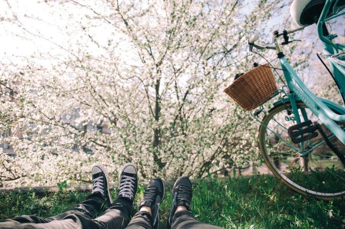 primavera, mobilita dolce, turismo green, amodo