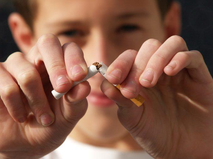 smettere di fumare, spegnila, sigaretta