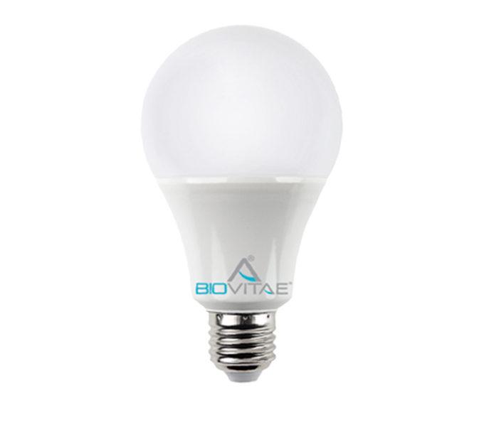 biovitae, lampadina, led, batteri, allergie