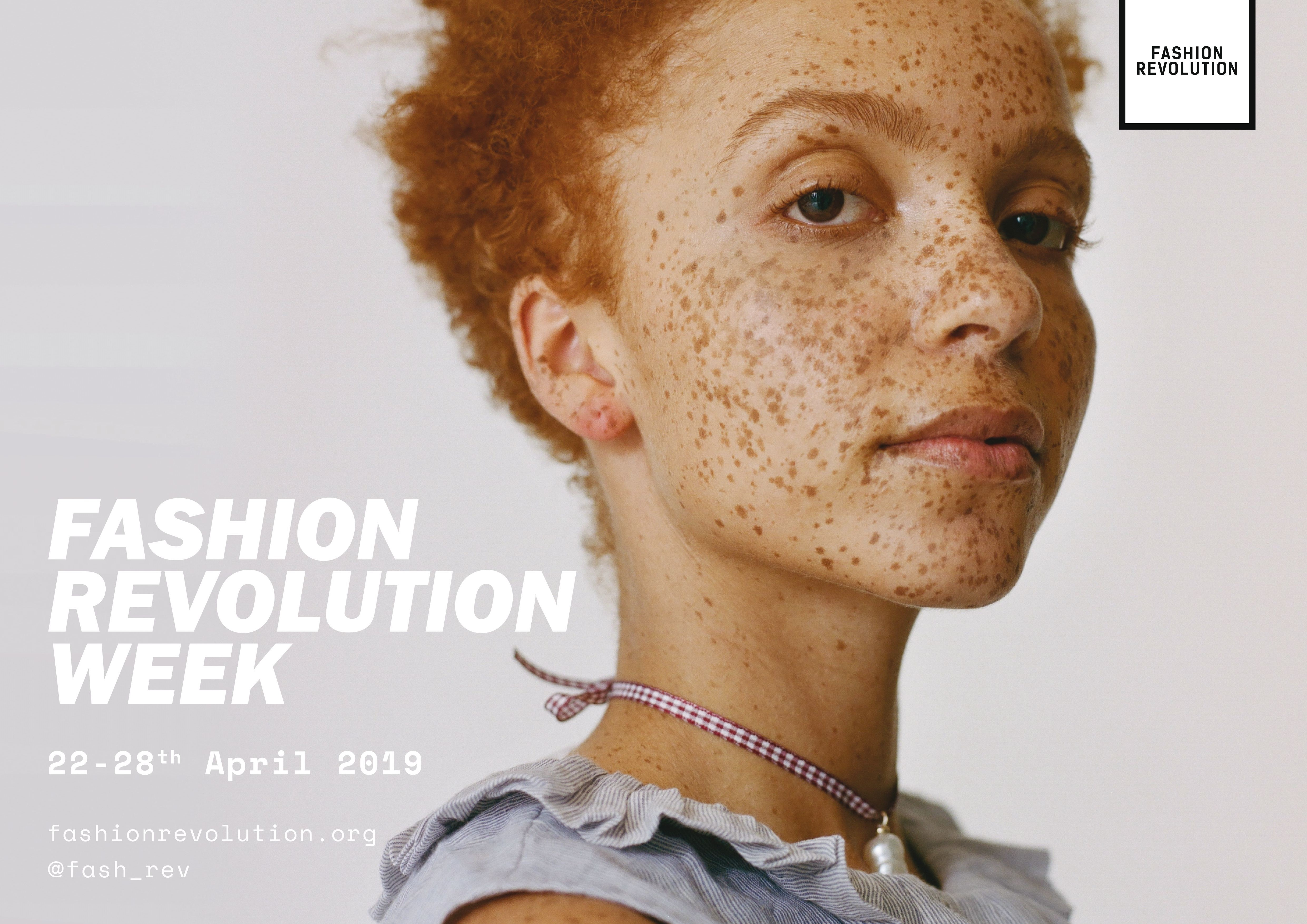 Fashion Revolution Week 2019