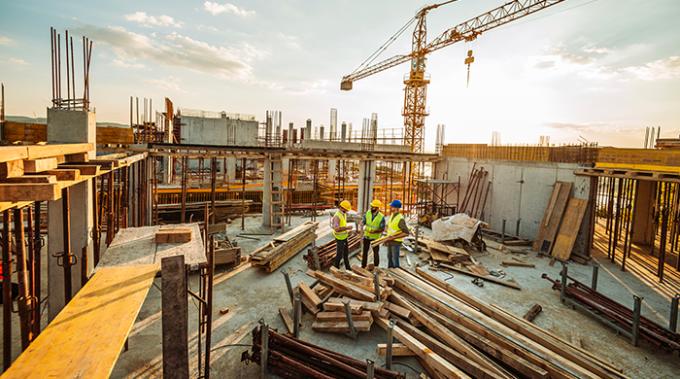 economia circolare, edilizia, materie prime