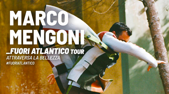 marco mengoni, atlantico tour, planet or plastic