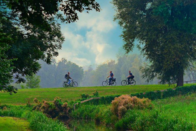 bicicletta e mobilità sostenibile
