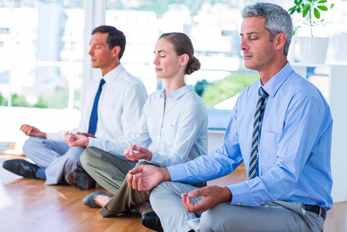 mindfullness, yoga, meditazione, benessere, azienda