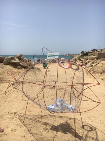 pesci, mangia plastica, spiagge, rifiuti