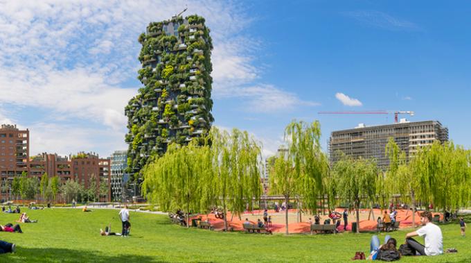 citta italiane, clima, greencity, cambiamento climatico