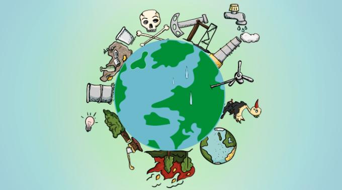 overshoot day, pianeta, risorse naturali
