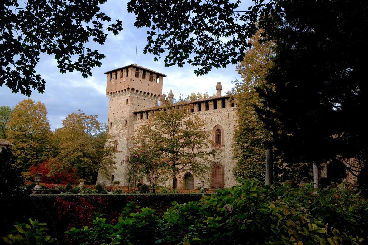 Verde Grazzano al Castello di Grazzano Visconti