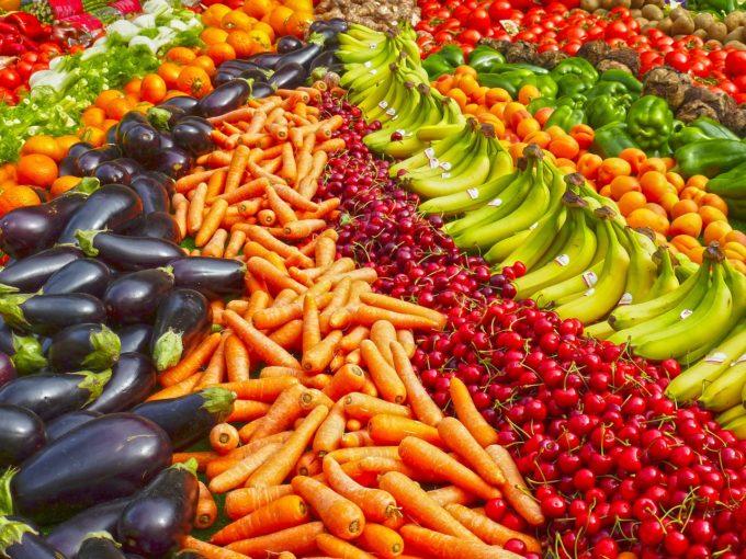 frutta, cuore, verdure, malattie cardiovascolari