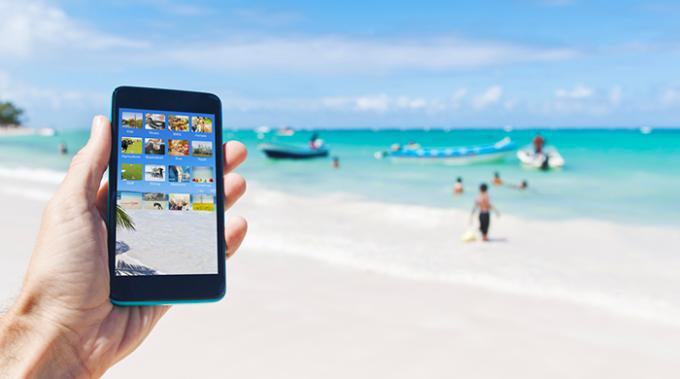 turismo balneare tripadvisor spiaggia qualità delle spiagge pineta concessioni demaniali Borghi d'Amare Beach Scanner B2B app per smartphone