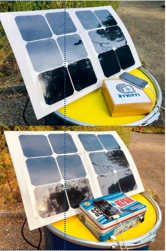 newpv3, pannello solare-smartphone, cnr