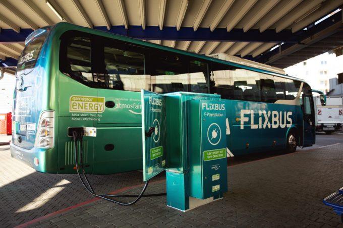 mobilita sostenibile, flixbus, bus a idrogeno