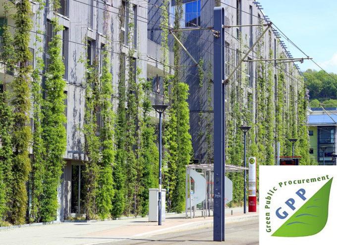 pubblica amministrazione, green public procurement