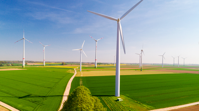 energia eolica, vento, europa, wind farm