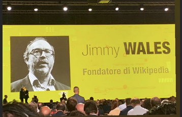 jimmy wales, successo, wikipedia, failure