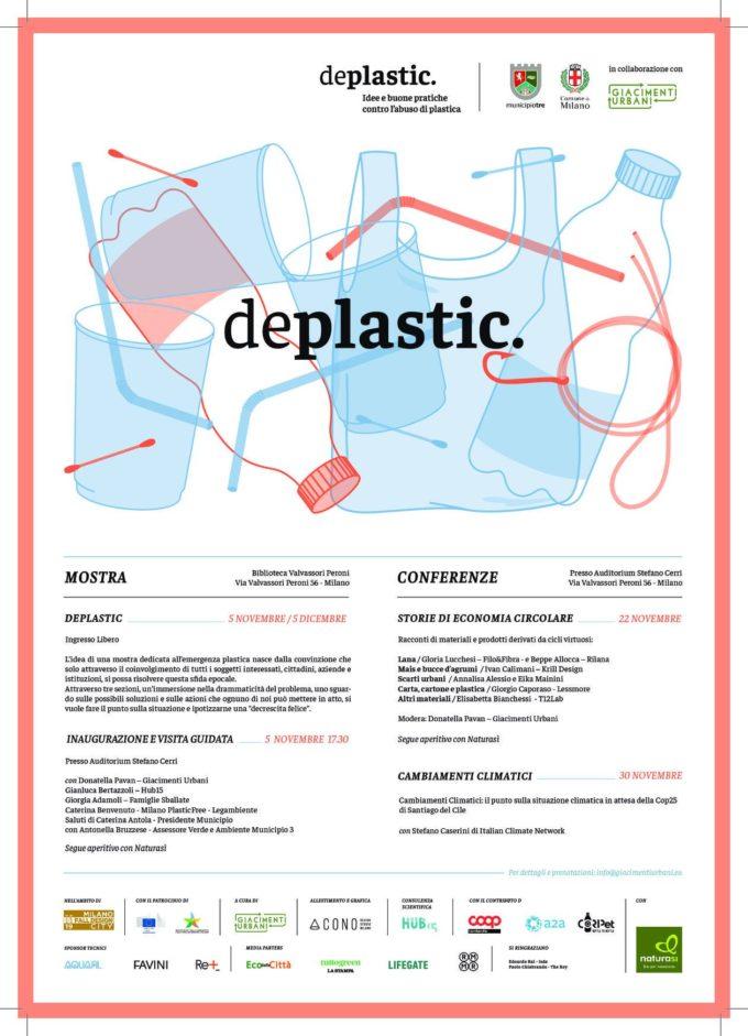 Deplastic e Giacimenti urbani