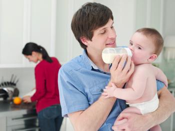 latte artificiale, ambiente, allattamento, emissioni, rifuti