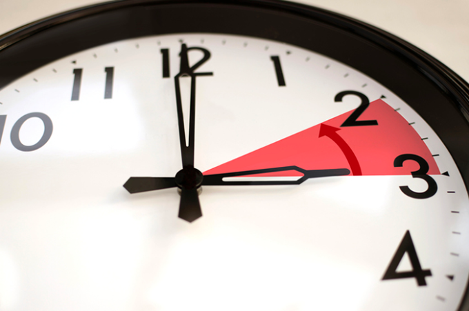 cambio dell'ora, sonno, oralegale, orologio biologico