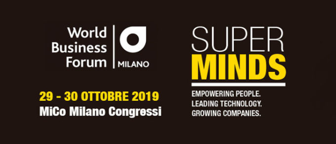 Word Business Forum Milano 2019: Super Minds