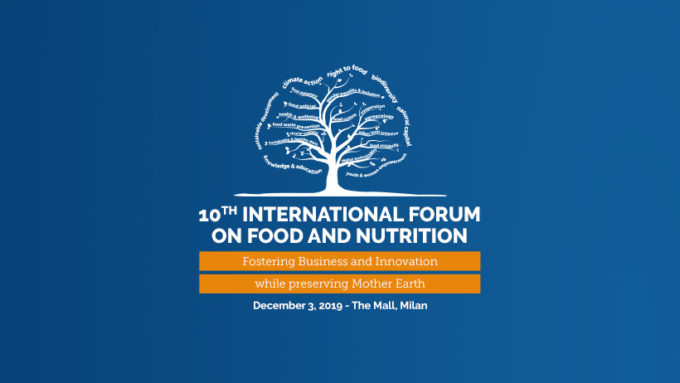 International Forum on Food and Nutrition Barilla