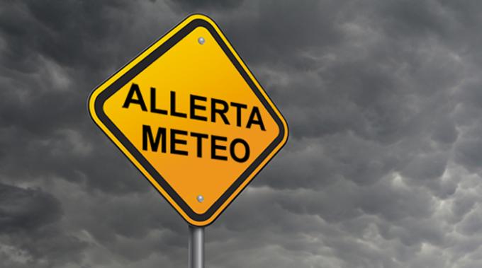 allerta meteo, protezione civile, sms