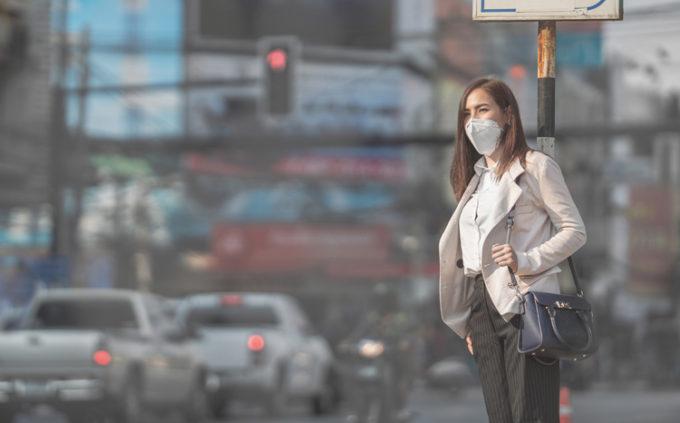 inquinamento atmosferico, rischi cardiovascolari, influenza