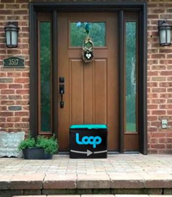 loop, ecommerce, imballaggi, scatole