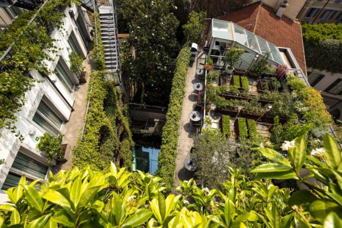 milano, city lounge, lusso, green, smart