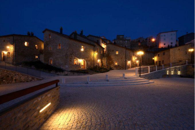Borgotufi, albergo diffuso di Castel Del Giudice