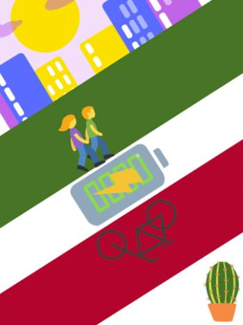 walkable city StappOut semafori promozioni piastrelle piezoelettriche pedoni Passi marketing energia pulita energia green commercio di vicinato commercio di prossimità Climathon Milano Andrea Davide Mosele