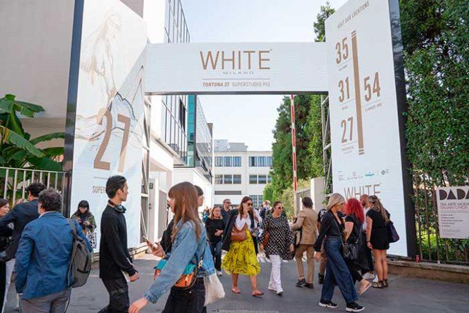 white milano, sostenibilita, made in Italy