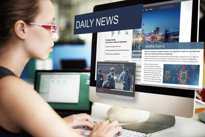 disinformazione, social network, fake news, coronavirus, davide bennato