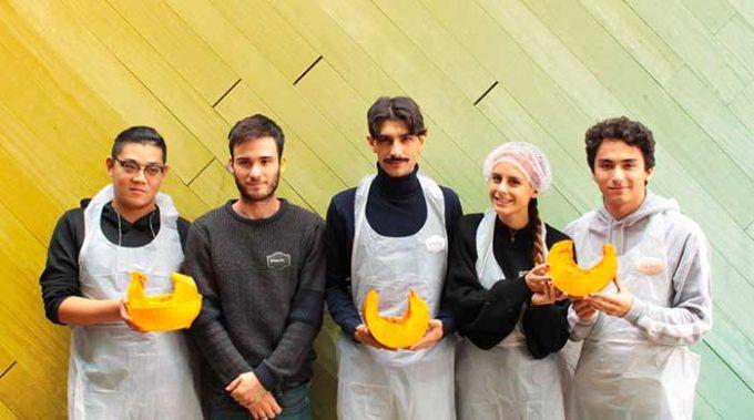 sostenibilità sociale senzatetto scarti prodotti edibili Polito Food Design Lab Food Action emissioni zero eccedenze alimentari design sostenibile cottura low tech alternative alimentari