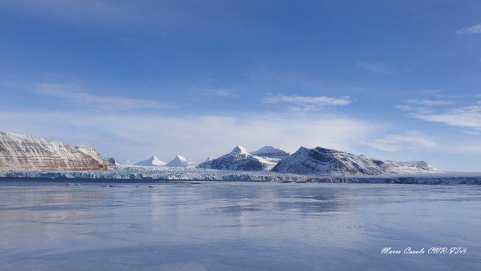 I ghiacci dell'Artide