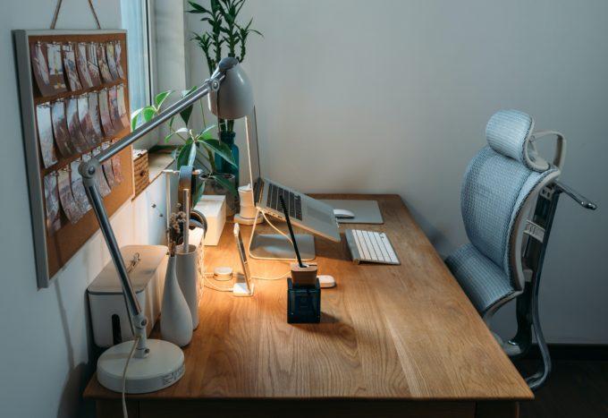 Un postazione di lavoro all'insegna dell'ergonomia