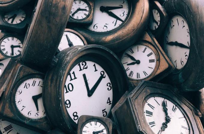 orologi e lancette