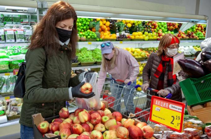 supermercato spesa sicurezza alimentare lista della spesa Istituto Superiore Sanità CoVid 19 coronavirus