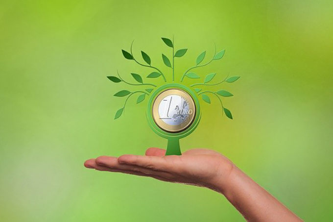 L'euro verde
