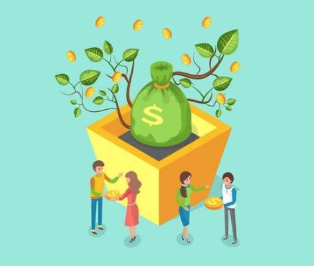 Equity Drowdfunding illustrazione