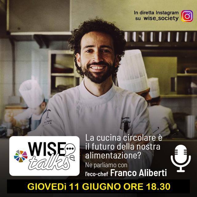 Wise talks-Franco Aliberti