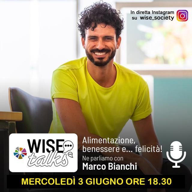 Wise talks Marco Bianchi