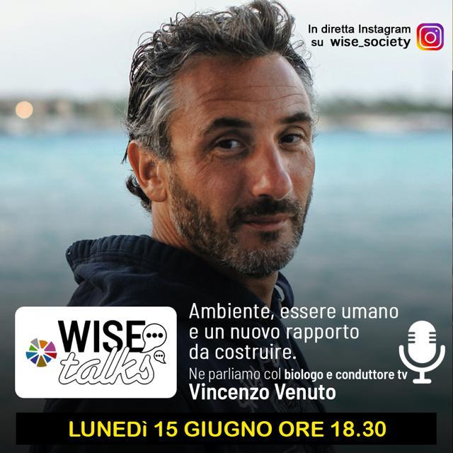 Wise talks-Vincenzo Venuto