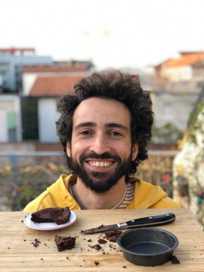 Lo chef zero scarti Franco Aliberti